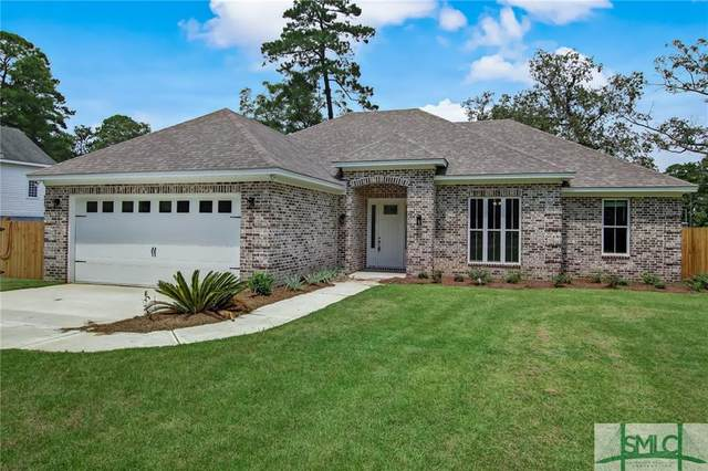 126 Camelia Avenue, Garden City, GA 31408 (MLS #231575) :: Glenn Jones Group | Coldwell Banker Access Realty