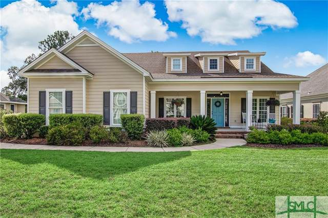 129 Enclave Boulevard, Savannah, GA 31419 (MLS #231581) :: Partin Real Estate Team at Luxe Real Estate Services