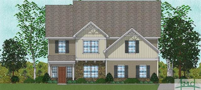 3293 Castleoak Drive, Richmond Hill, GA 31324 (MLS #231593) :: Partin Real Estate Team at Luxe Real Estate Services