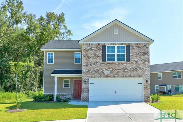 27 Spinaker Court, Rincon, GA 31326 (MLS #231598) :: Heather Murphy Real Estate Group