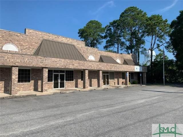 1135 North Way, Darien, GA 31305 (MLS #231601) :: Bocook Realty