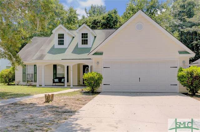 111 Misty Morning Way, Savannah, GA 31419 (MLS #231603) :: The Sheila Doney Team