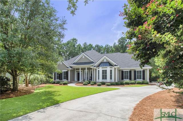 3 Anne's Log Court, Pooler, GA 31322 (MLS #231622) :: Level Ten Real Estate Group
