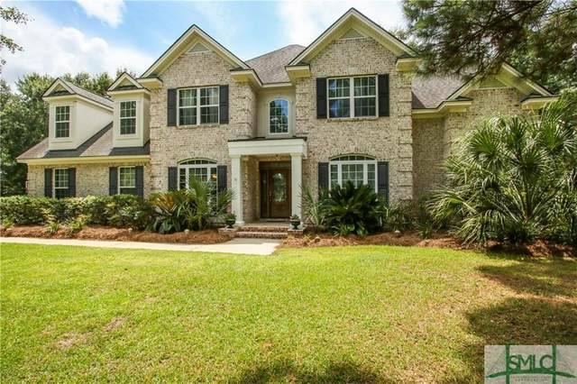 653 Chastain Circle, Richmond Hill, GA 31324 (MLS #231625) :: Coastal Savannah Homes