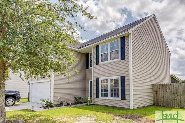 104 Wax Myrtle Court, Savannah, GA 31419 (MLS #231628) :: Partin Real Estate Team at Luxe Real Estate Services
