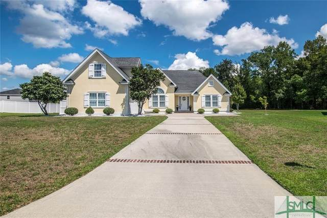 145 Taylor Drive, Guyton, GA 31312 (MLS #231629) :: McIntosh Realty Team