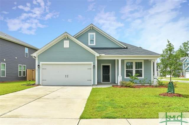 201 Gazelle Lane, Pooler, GA 31322 (MLS #231654) :: Heather Murphy Real Estate Group