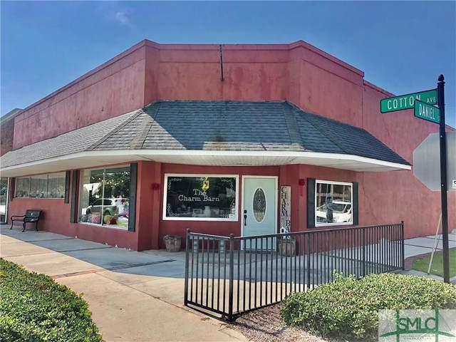 553 B Cotton Avenue, Millen, GA 30442 (MLS #231678) :: Barker Team | RE/MAX Savannah
