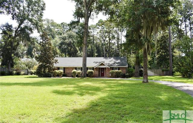 14820 Honeysuckle Road, Savannah, GA 31419 (MLS #231688) :: Liza DiMarco