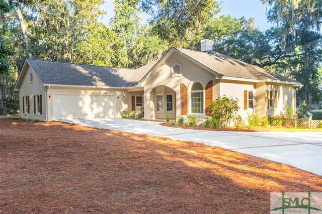 4 Tamarind Lane, Savannah, GA 31411 (MLS #231690) :: Partin Real Estate Team at Luxe Real Estate Services