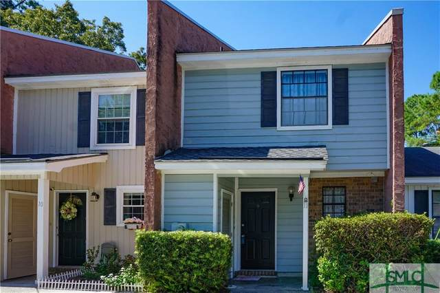 11 Navigator Lane, Savannah, GA 31410 (MLS #231702) :: The Arlow Real Estate Group
