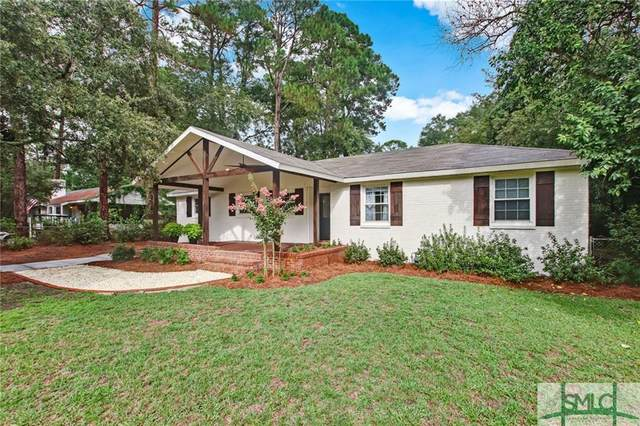 21 Colonel Estill Avenue, Savannah, GA 31406 (MLS #231703) :: Teresa Cowart Team