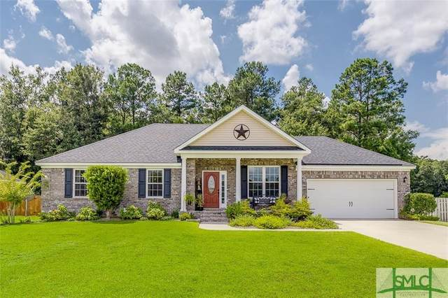 301 Brighton Woods Drive, Pooler, GA 31322 (MLS #231719) :: McIntosh Realty Team