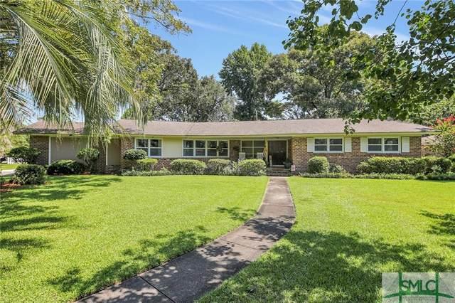 12 Broadmoor Circle, Savannah, GA 31406 (MLS #231721) :: Partin Real Estate Team at Luxe Real Estate Services