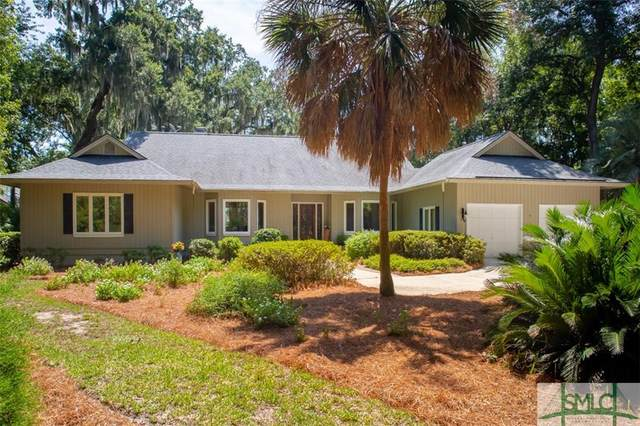 5 Middle Marsh, Savannah, GA 31411 (MLS #231723) :: Partin Real Estate Team at Luxe Real Estate Services