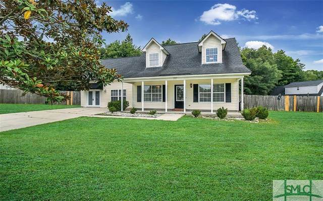 237 Laurelwood Drive, Savannah, GA 31419 (MLS #231726) :: Keller Williams Realty-CAP