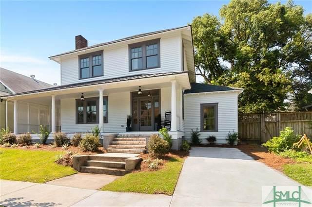 129 E 48th Street, Savannah, GA 31405 (MLS #231728) :: Keller Williams Realty-CAP