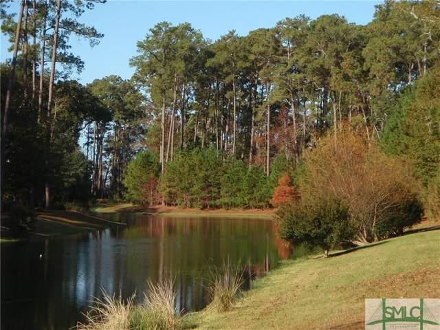 119 Waterway Drive, Savannah, GA 31411 (MLS #231732) :: Keller Williams Coastal Area Partners