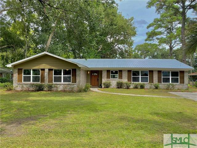 414 Montclair Boulevard, Savannah, GA 31419 (MLS #231757) :: Coastal Savannah Homes
