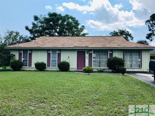 131 Walz Circle, Savannah, GA 31404 (MLS #231759) :: Keller Williams Realty-CAP