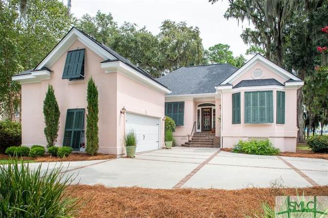 8 Joshuas, Savannah, GA 31411 (MLS #231763) :: Keller Williams Coastal Area Partners