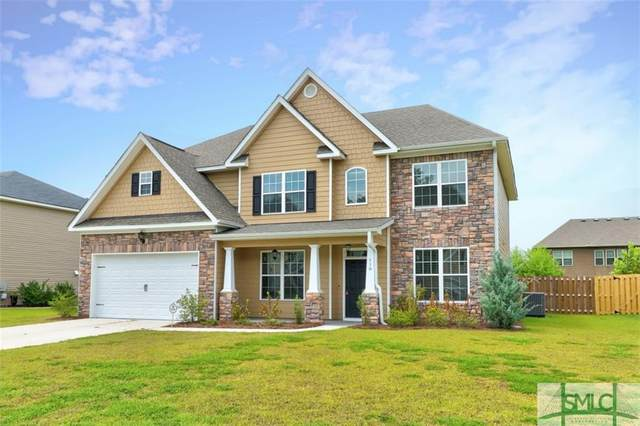 118 Clover Pointe Circle, Guyton, GA 31312 (MLS #231812) :: The Sheila Doney Team