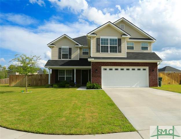 704 Auburn Cove, Hinesville, GA 31313 (MLS #231816) :: Glenn Jones Group   Coldwell Banker Access Realty