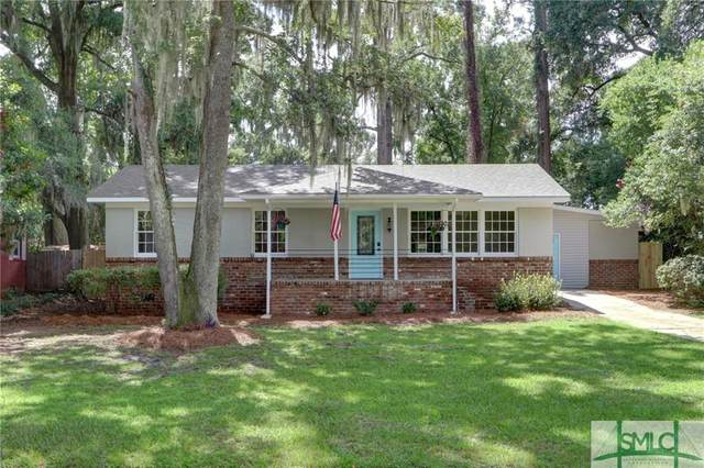 713 Jackson Boulevard, Savannah, GA 31405 (MLS #231821) :: Coastal Savannah Homes