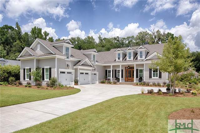 356 Spanton Crescent, Pooler, GA 31322 (MLS #231822) :: The Sheila Doney Team