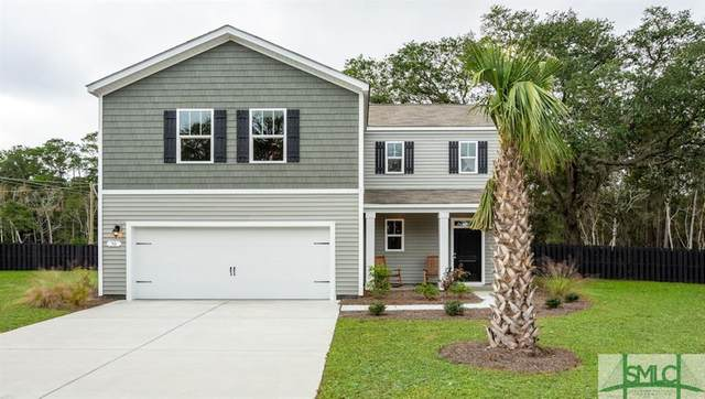 13 Scout Court, Savannah, GA 31407 (MLS #231829) :: Coastal Homes of Georgia, LLC
