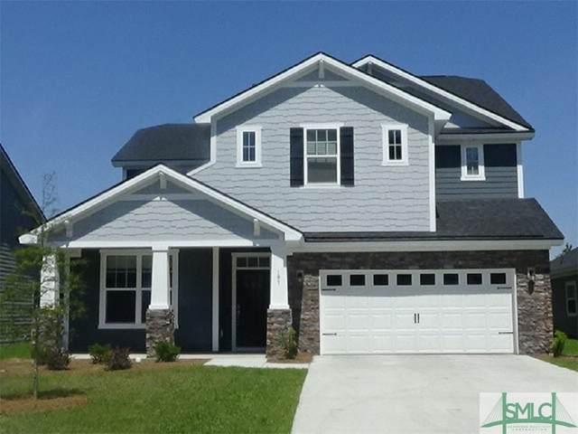 197 Martello Road, Pooler, GA 31322 (MLS #231830) :: Heather Murphy Real Estate Group