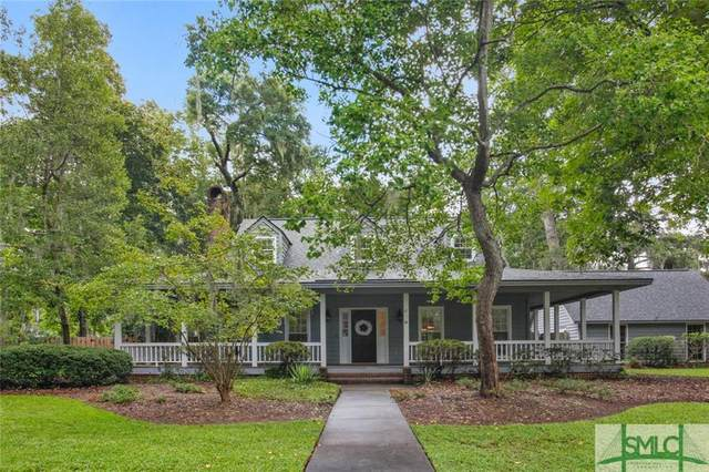 27 Ramsgate Road, Savannah, GA 31419 (MLS #231831) :: Partin Real Estate Team at Luxe Real Estate Services