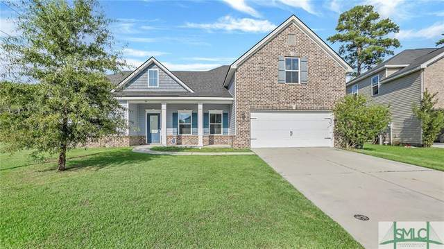 16 Litchfield Drive, Savannah, GA 31419 (MLS #231832) :: Level Ten Real Estate Group