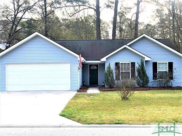 121 Mustang Drive, Guyton, GA 31312 (MLS #231841) :: The Sheila Doney Team