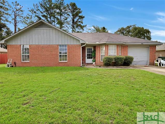 935 Ruth Drive, Hinesville, GA 31313 (MLS #231857) :: Heather Murphy Real Estate Group