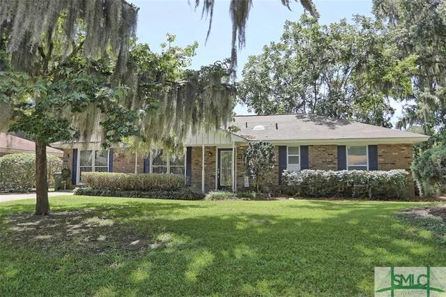 614 Leaning Oaks Drive, Savannah, GA 31410 (MLS #231885) :: Level Ten Real Estate Group