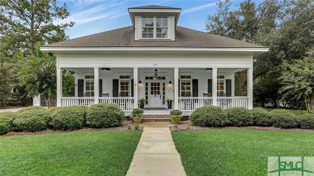 257 Spanton Crescent, Pooler, GA 31322 (MLS #231889) :: Level Ten Real Estate Group