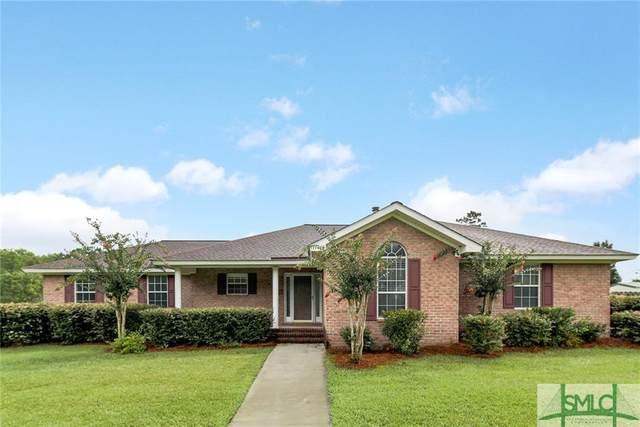 219 Oxford Circle, Rincon, GA 31326 (MLS #231899) :: Heather Murphy Real Estate Group