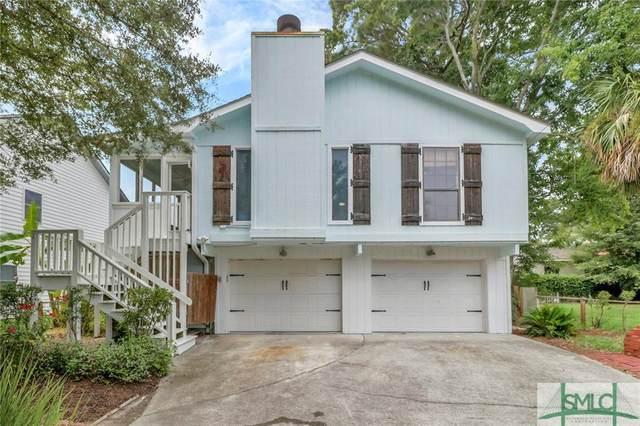 3 Bryan Avenue, Tybee Island, GA 31328 (MLS #231900) :: Bocook Realty