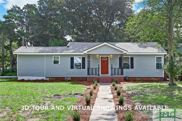 504 Atkinson Avenue, Savannah, GA 31404 (MLS #231902) :: Keller Williams Coastal Area Partners