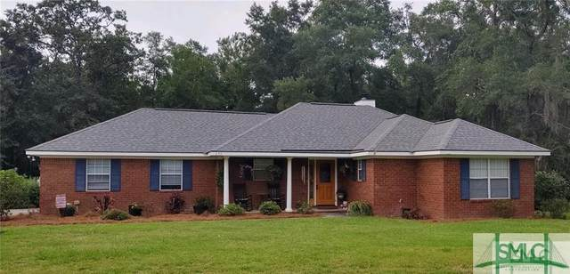 239 Road Atlanta Road, Bloomingdale, GA 31302 (MLS #231908) :: Partin Real Estate Team at Luxe Real Estate Services
