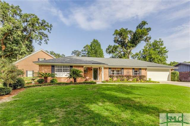 1233 Wilmington Island Road, Savannah, GA 31410 (MLS #231910) :: Teresa Cowart Team