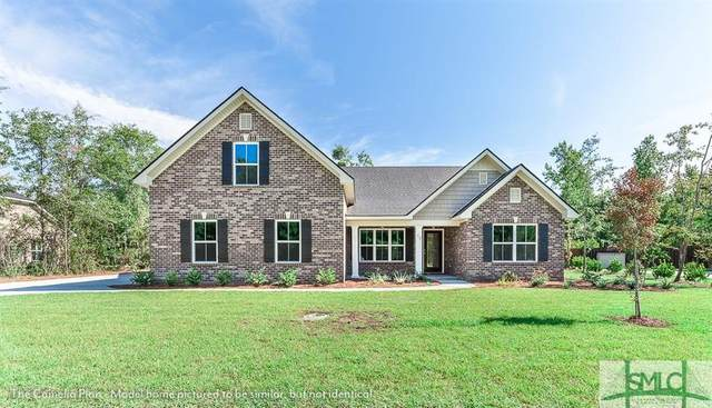 108 Cubbedge Drive, Rincon, GA 31326 (MLS #231915) :: Coastal Savannah Homes