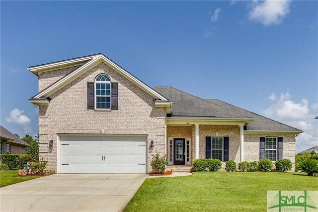100 Redwall Circle, Savannah, GA 31407 (MLS #231926) :: Keller Williams Coastal Area Partners