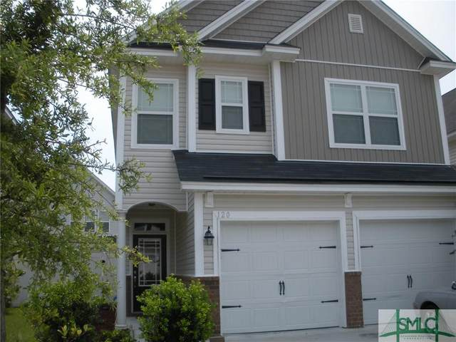 120 Summer Hill Court, Richmond Hill, GA 31324 (MLS #231928) :: Bocook Realty