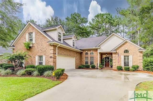 350 Brown Thrush Road, Savannah, GA 31419 (MLS #231940) :: Keller Williams Realty-CAP