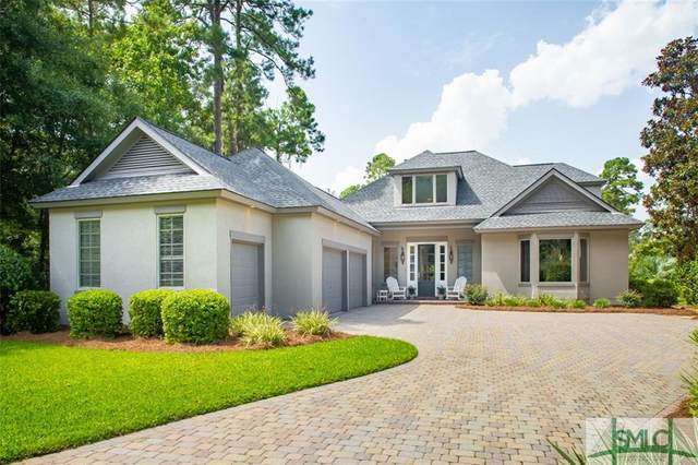 5 Tidewood Court, Savannah, GA 31411 (MLS #231945) :: Partin Real Estate Team at Luxe Real Estate Services