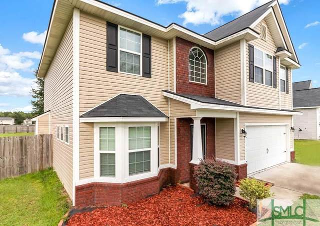223 Cumberland Drive NE, Ludowici, GA 31316 (MLS #231955) :: Keller Williams Realty-CAP