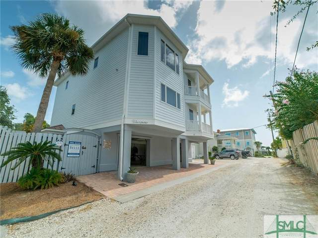 12 13Th Lane, Tybee Island, GA 31328 (MLS #231960) :: Heather Murphy Real Estate Group