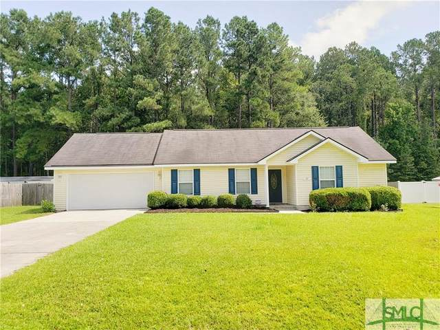 27 Hidden Creek Drive, Guyton, GA 31312 (MLS #231963) :: Keller Williams Realty-CAP